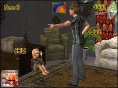 MYB Sims: Posebox 05 ChildAbuse by Lesio (Trigger warning, obviously)