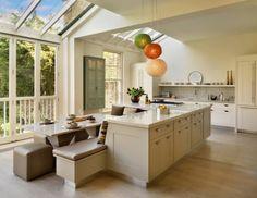 Küchenblock freistehend ~ Moderne küchen rattan stühle kochinsel küchenblock freistehend