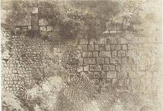Auguste Salzmann, Jerusalem 1855-1856 City Photo, Travel Photography, Tours, Jerusalem, Painting, Outdoor, Israel, Mystery, Google