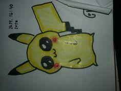 Pikaču💛 #pikačudrawing#pikaču 🐥