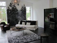 Asuntomessut 2013 by Mari Decor, Furniture, Living Room, Table, Home, Renovations, Coffee Table, Home Decor