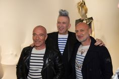 "ModaeStyle: Jean Paul Gaultier si ""mostra"" a Parigi"