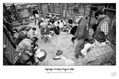 Cowboy Prayer - Oakdale Rodeo