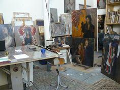 Atelier Sophie Morisse, artiste peintre
