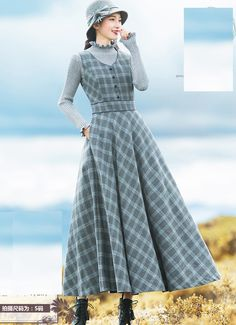 Modest Outfits, Modest Fashion, Skirt Fashion, Hijab Fashion, Dress Outfits, Fashion Dresses, Trendy Dresses, Simple Dresses, Cute Dresses