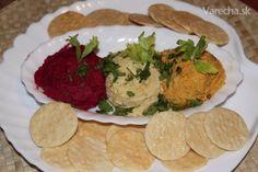 Hummus a jeho variácie