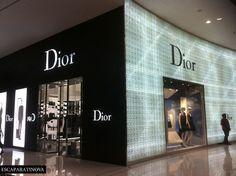 Dior windows, Dubai