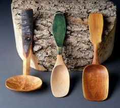 Woodcarving - Danebo Folk School Fred Livesay