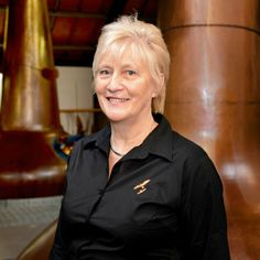 Kate Hartley, Casks Café Supervisor. - Arran distillery