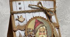Det er alltid kjekt å lage gaveposer som kan fylles med små overraskelser. Her har jeg lagt oppi en pose med julete som smaker av eple og ...