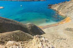 Malta Itinerary. Tuffieha Bay