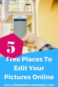 Need to make great pinterest pics, but don't want to pay for image editing software.  Your in luck!  There are some great, FREE softwares online.