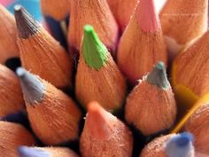 pencils...