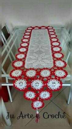 Crochet Dollies, Crochet Baby, Filet Crochet, Crochet Stitches, Crochet Table Runner, Dena, Chrochet, Doilies, Table Runners