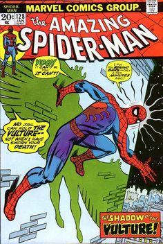 The Amazing Spider-Man (Vol. 1) 128 (1974/01)