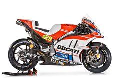 Ducati Desmosedici GP16 Ducati MotoGP Team 2016