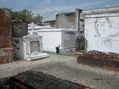 St. Louie cemetary, New Orleans