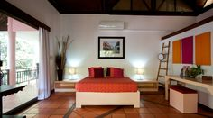 Siem Reap Hotel set in a lush quiet jungle environment - Rooms Page// $35 hotel near Ankor Wat