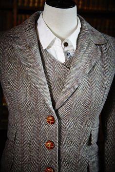 Terrific Tailored Blazer, Heritage Waistcoat