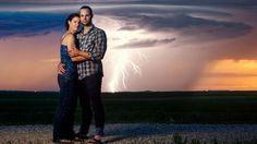 Image result for lightning engagement photos