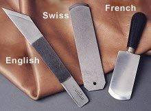 Talas - Paring Knifes. Swiss paring knife can be used with book plough. $39.95