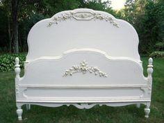 Kimble Dresser Vintage White 78