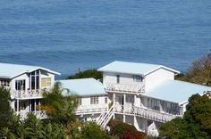 Brenton Beach House - Guest house, Bed and Breakfast Accommodation in Knysna. If you are seeking relaxed yet refined bed and breakfast accommodation in Knysna, Brenton Beach House can offer just that. A magnificent 4 Star guest . Cape Cod Style, Outdoor Pool, Outdoor Decor, Knysna, Whirlpool Bathtub, At The Hotel, Smoking Room, Weekend Getaways, Front Desk