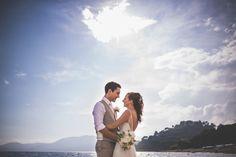 Bride and Groom Domaine de la Croix Hotel L