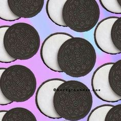 Oreo background