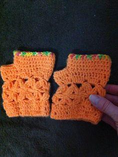 Detské rukavičky bez prstov