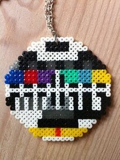 hama necklace - Cerca con Google