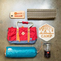 Are you ready for Memorial Day? Alite is going camping and so should you? Drop by our flagship store or online to get yourself equip for the first big camp out weekend of the year. by alitedesigns