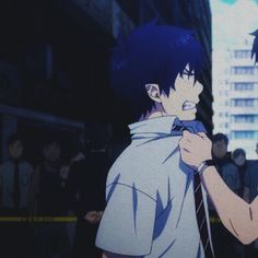 Ao No Exorcist, Blue Exorcist, Matching Pfp, Matching Icons, Rin Okumura, Anime Ships, Memes, Goal, Art