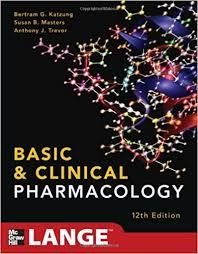 Kd Tripathi Pharmacology Ebook