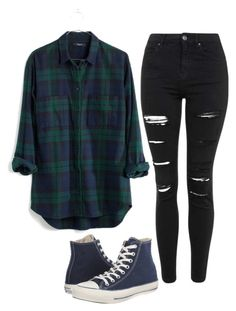 A fashion look from january 2016 by themormonhall featuring madewell, topsh Casual School Outfits, Cute Comfy Outfits, Teen Fashion Outfits, Edgy Outfits, Swag Outfits, Mode Outfits, Retro Outfits, Outfits For Teens, Scene Outfits