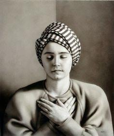 Σουζάνα  Μπερνάντο Τόρρενς (1993) Ακρυλικό