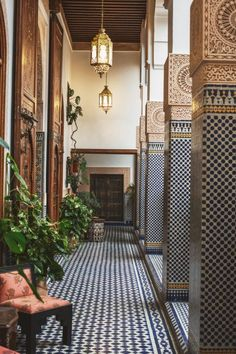 constructed the beginning of the last century and restored by the best artisans, riad myra is one of the most pretigious and luxurious guest houses in fez this is morocco! Home Room Design, Dream Home Design, House Design, Architecture Design, Islamic Architecture, Moroccan Design, Moroccan Decor, Le Riad, Arabic Decor