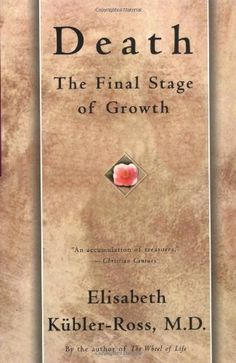 Death: The Final Stage of Growth by Elisabeth Kubler-Ross, http://www.amazon.com/dp/0684839415/ref=cm_sw_r_pi_dp_ejKzrb1RZ1ER4