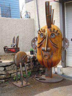 steebo sculptures | Flickr - Photo Sharing!