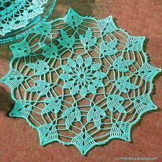 Las clásicas, las que nos recuerdan a nuestras abuelas, las de siempre, las carpetitas... si sabemos leer patrones serán facilisimas hacerl...