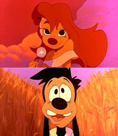 A Goofy Movie!  The perfect daydream