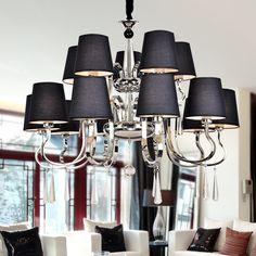 An Art-Nouveau ceiling light C. 1900. 5 lamp holders. Brass ring ...