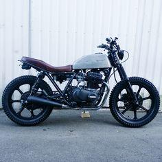 Kawasaki KZ440 LTD.  Built by Renki Brothers. www.renkibrothers.com