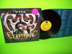The Cult – Electric 1987 PROMO Vintage Vinyl LP Record Love Removal Machine NM #AlternativeIndiePostRockRocknRoll