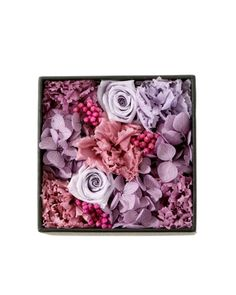 How to display preserved flowers (bad link, just picture)