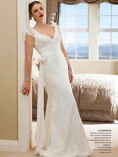 KAREN WILLIS HOLMES - Wedding dress - Dakota