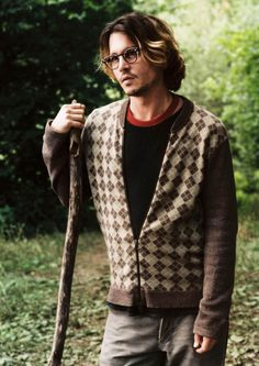 "Johnny Depp ""Secret Window""  D-I-V-O-R-C-E dee-vorce!"