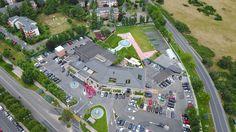 Galería de la vista aérea del Restaurante Sala