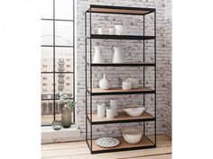 Gallery Hudson Living Brunel Bookshelf in French Wild Oak and Cast Metal - See more at: https://www.trendy-products.co.uk/product.php/8712/gallery_hudson_living_brunel_bookshelf_in_french_wild_oak_and_cast_metal_#sthash.wXyfc4zF.dpuf
