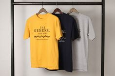 VANS DQM GENERAL – T-SHIRT COLLECTION